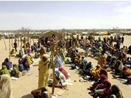 Send one SMS to save one live in Darfur
